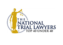 The National Trial Lawyers Top 40 Trial Attorney Under 40